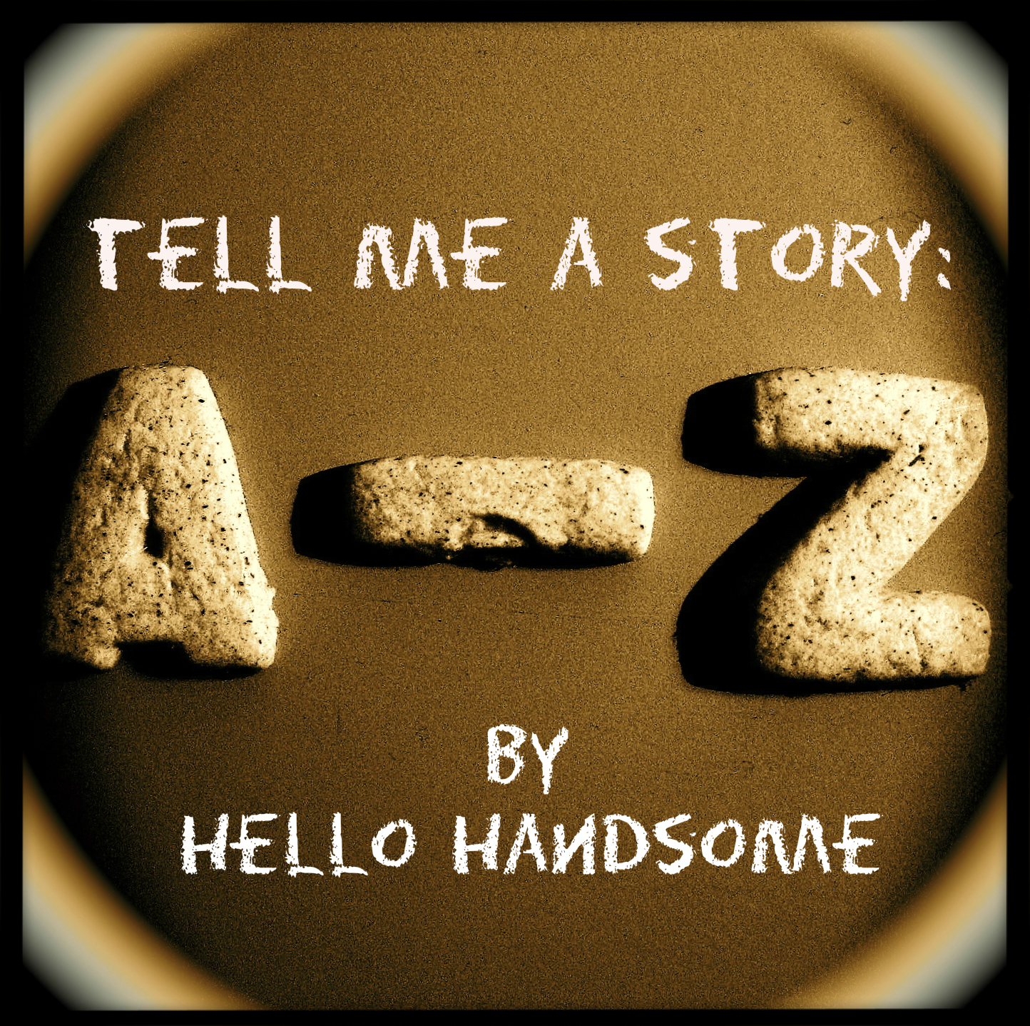 Hellohandsome Tell Me A Story Z Album Cover