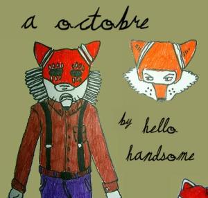 hellohandsome_A_Octobre_album_cover